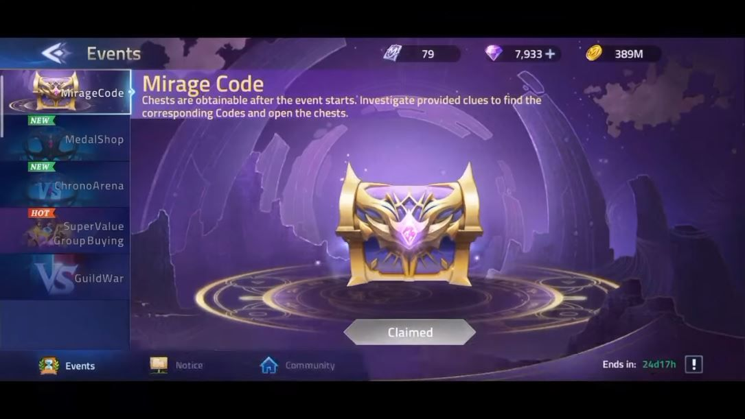 Mobile Legends Adventure Code Chest: How to Use