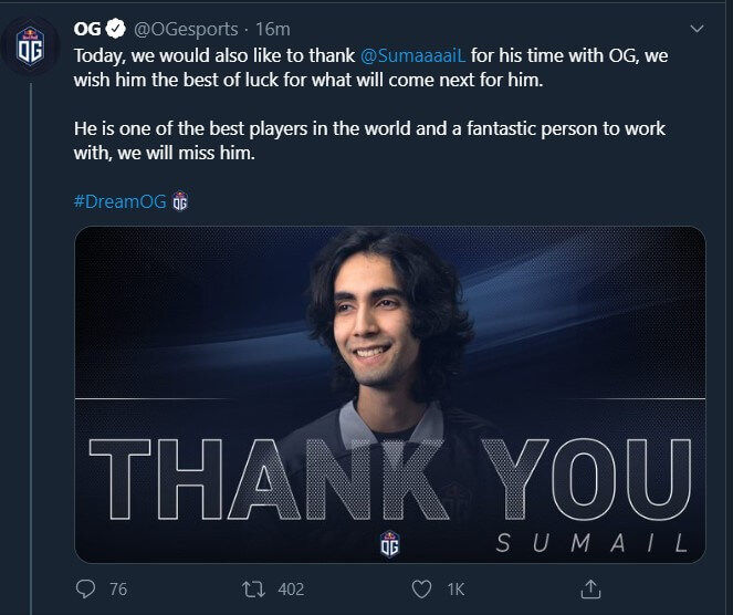 OG Thanks SumaiL
