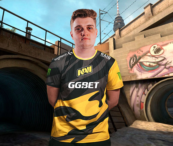 Meme shared by Na'Vi while congratulating MIBR