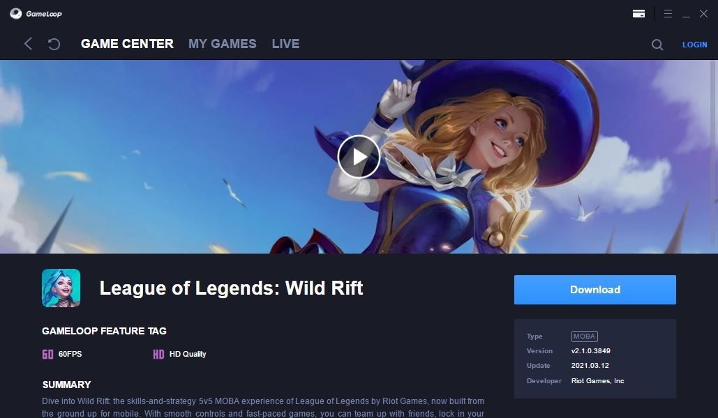 How to Play Wild Rift on PC