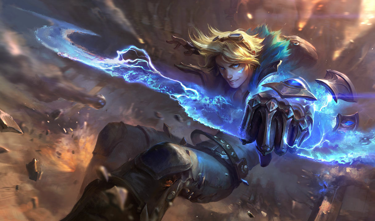 Top 5 Wild Rift Champions That Can 1v5
