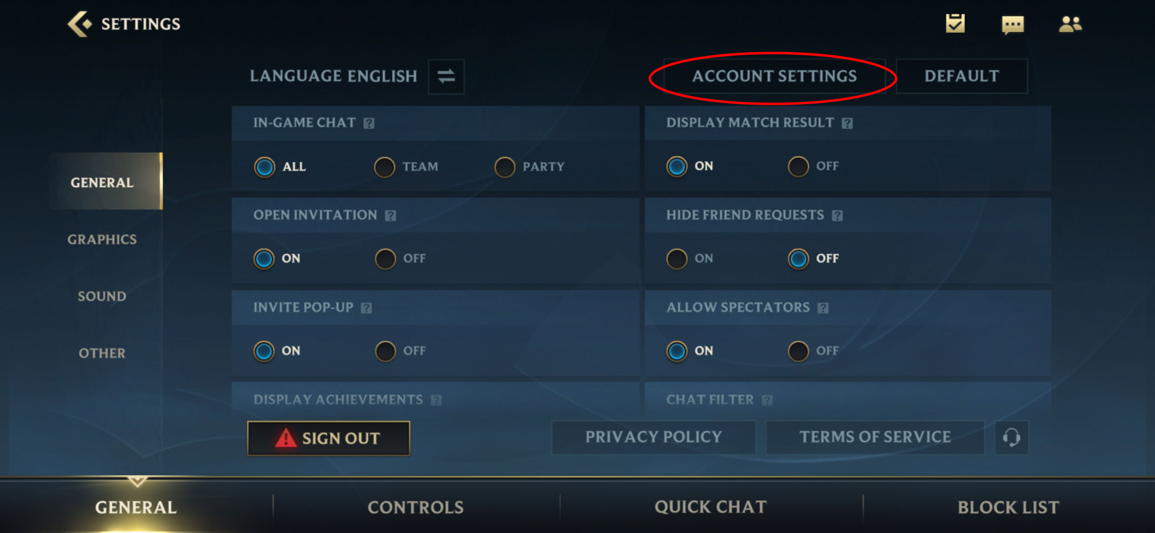 How to Change Name in Wild Rift