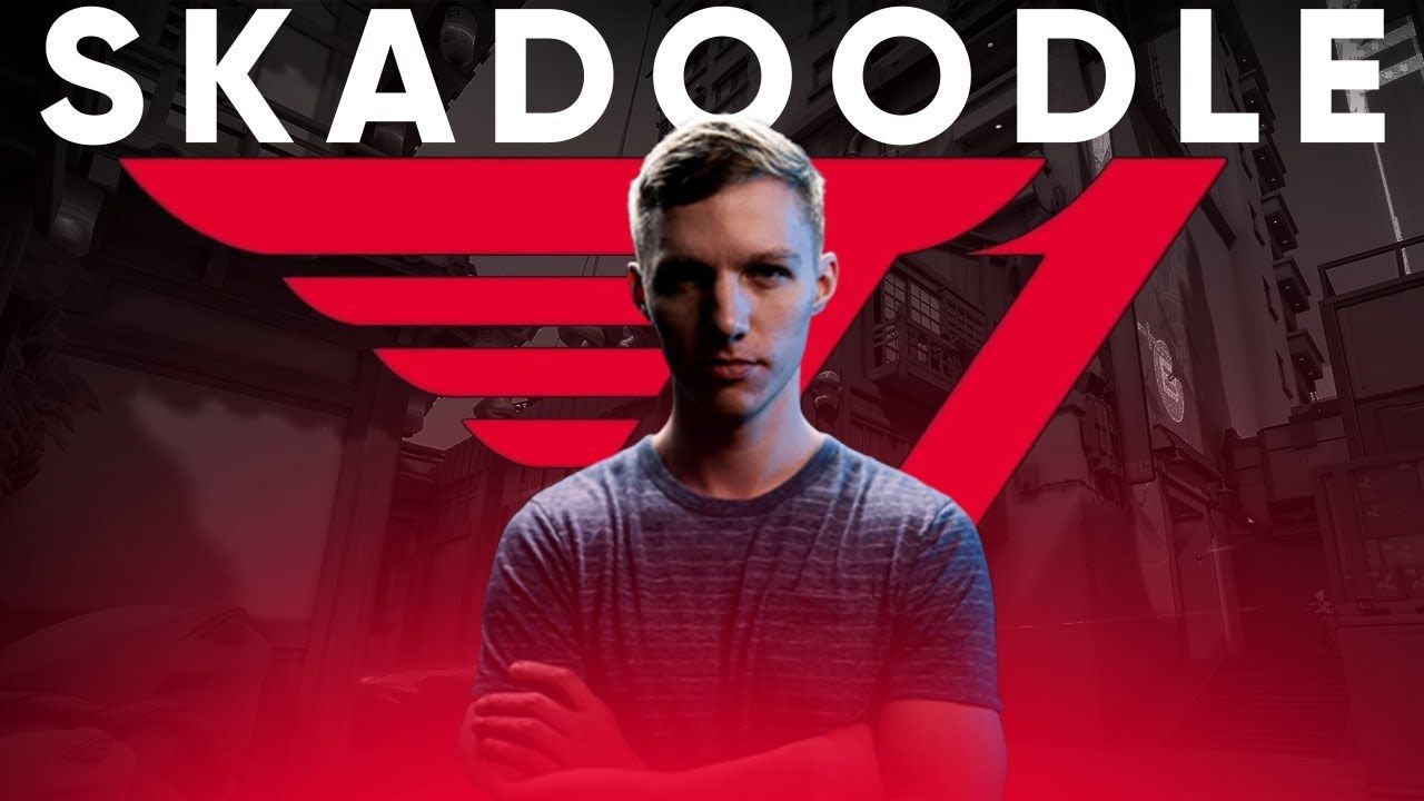 Skadoodle gets picked by T1 Valorant roster