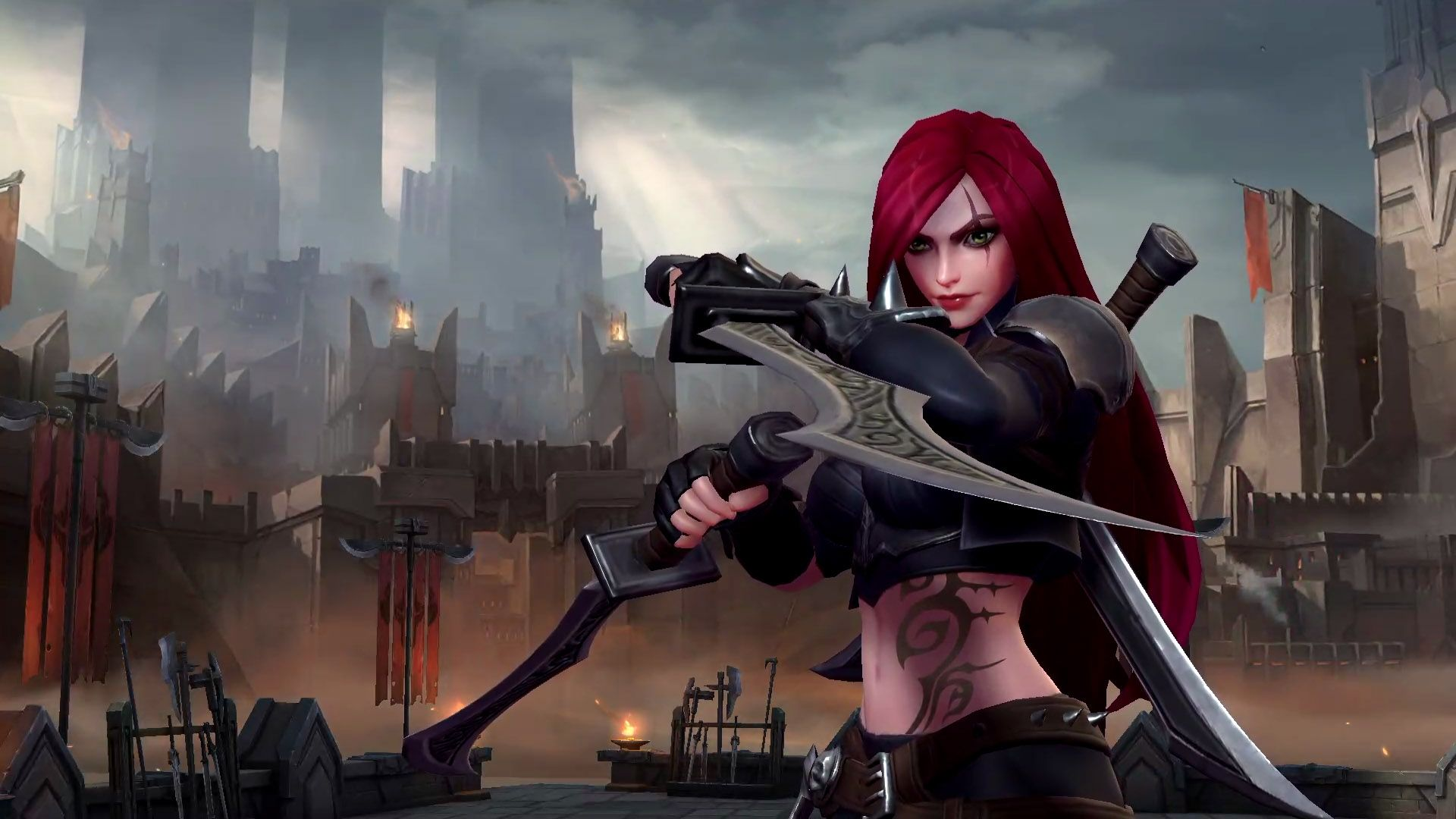 Katarina is coming to Wild Rift in patch 2.1A