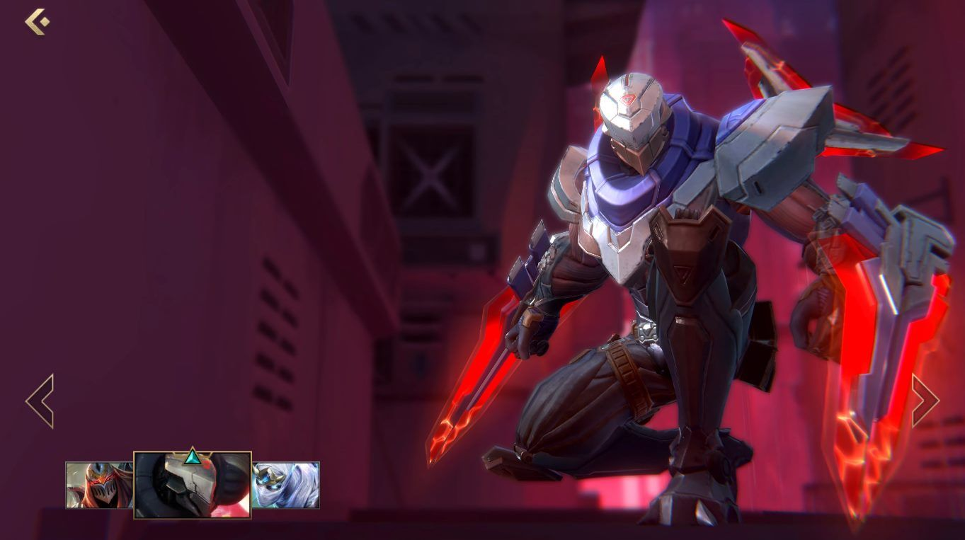 Project Zed is coming soon in Wild Rift