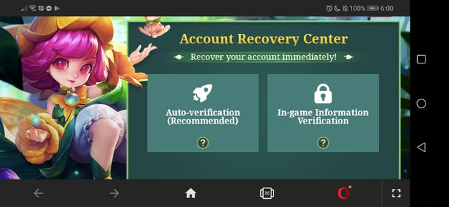 Mobile Legends Account Recovery: How to Recover Lost Account
