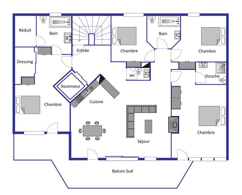 Tilleul layout
