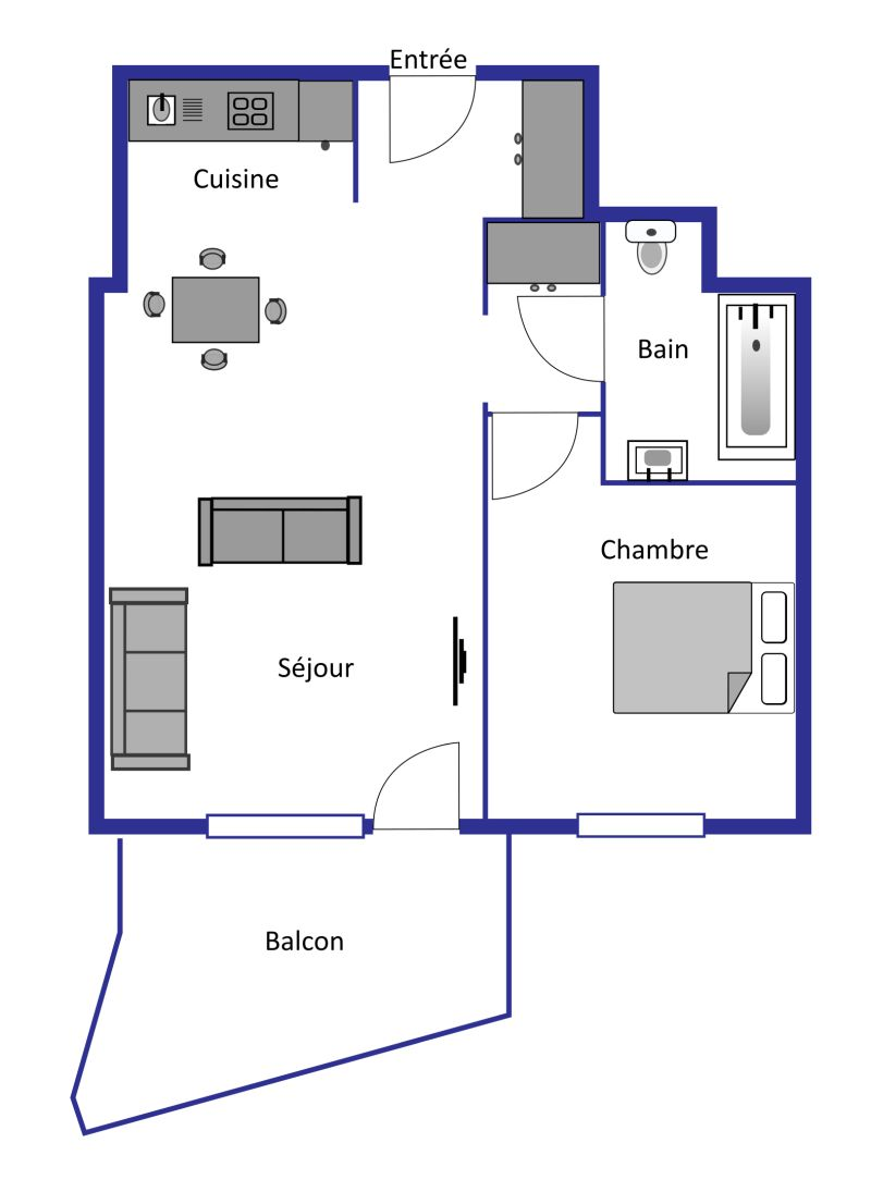 Entremont 61 layout
