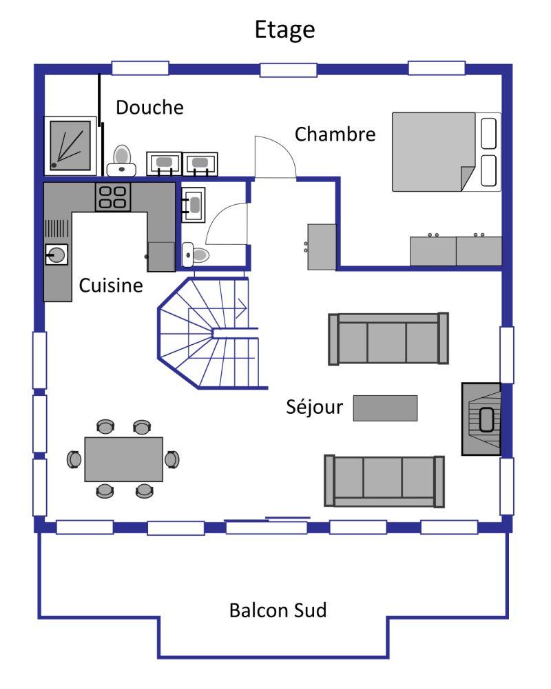 Ebliss Combles layout