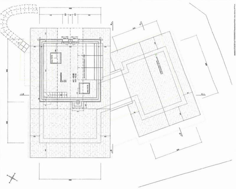 Chandor layout