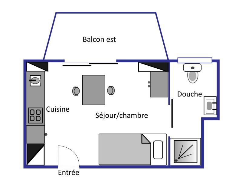 Pleiade Studio layout
