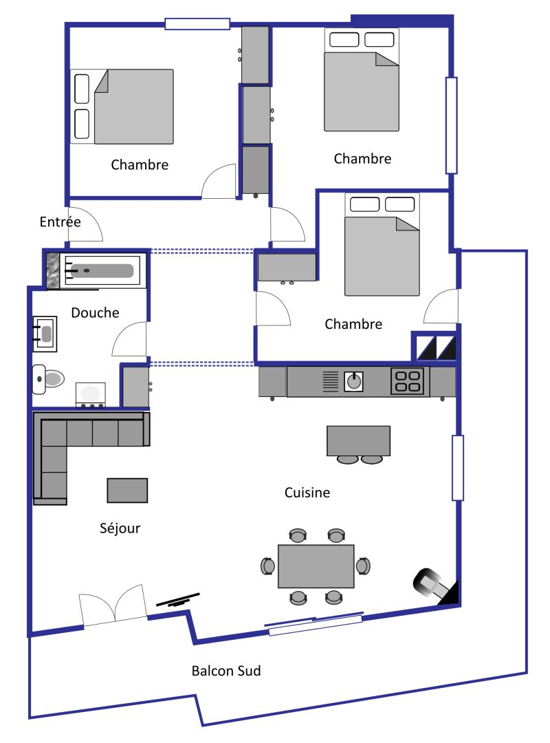 Medierain layout