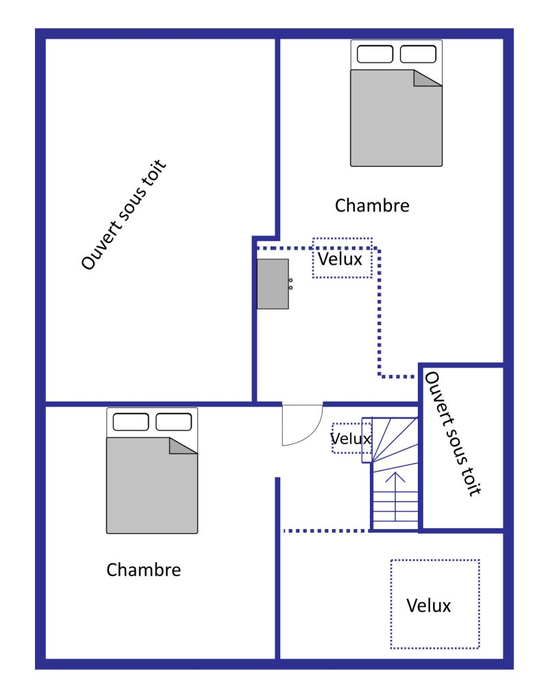 Valmont Combles layout