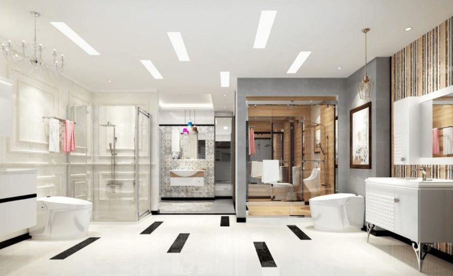 Jomoo Showrooms