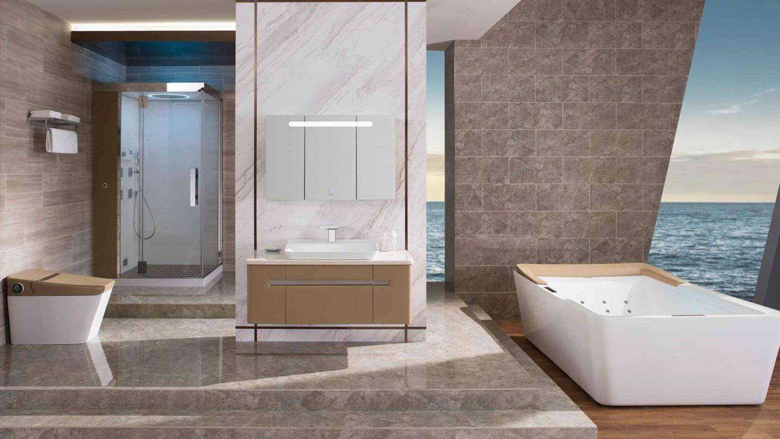 Jomoo Modern Bathrooms