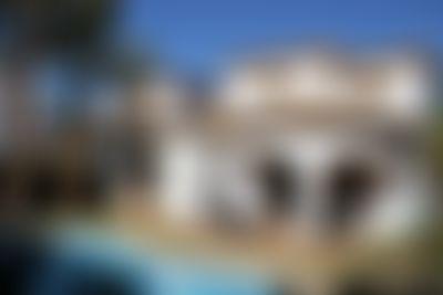 Villa Palmar 8C Comfortabele villa  met privé zwembad in Denia, aan de Costa Blanca, Spanje voor 6 personen...