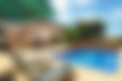 Bernia Villa grande y graciosa en Javea, en la Costa Blanca, España  con piscina privada para 4 personas...