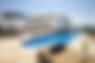 Bella Vista Villa clásica y romántica en Javea, en la Costa Blanca, España  con piscina privada para 8 personas...