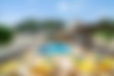 Villa Leonor 4 pax Rustic and romantic villa in Javea, on the Costa Blanca, Spain  with private pool for 4 persons...