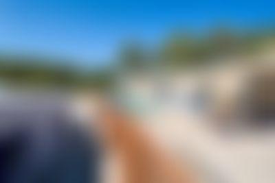 Can Mateo Villa in San Mateo, op Ibiza, Spanje  met privé zwembad voor 8 personen...