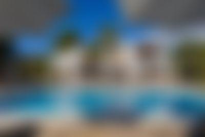 Can Arc Wunderschöne und komfortable Villa  mit privatem Pool in Sant Josep, auf Ibiza, Spanien für 8 Personen...