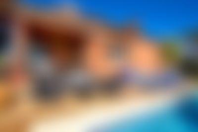 Azahara 8 pax Villa maravillosa y confortable en Javea, en la Costa Blanca, España  con piscina privada para 8 personas...