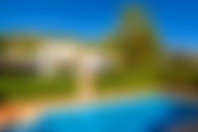La Caseta Casa de vacaciones clásica y confortable  con piscina privada en Javea, en la Costa Blanca, España para 6 personas...
