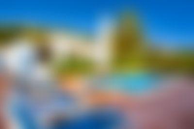 La Caseta 8 pax Casa de vacaciones clásica y confortable  con piscina privada en Javea, en la Costa Blanca, España para 8 personas...