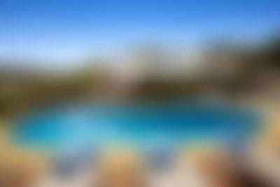 Carla 4 pax Casa de vacaciones bonita y confortable  con piscina privada en Javea, en la Costa Blanca, España para 4 personas...