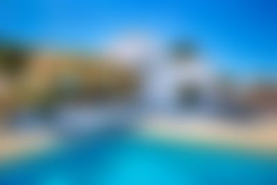 Luz y Mar Beautiful and comfortable villa  with private pool in Javea, on the Costa Blanca, Spain for 6 persons...