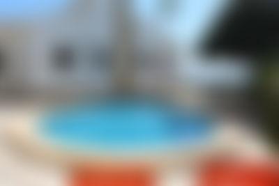 Casa Oliva 4 Villa bonita y confortable en Moraira, en la Costa Blanca, España  con piscina privada para 4 personas...