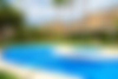 Amalia Schöne und gemütliche Ferienwohnung in Javea, an der Costa Blanca, Spanien  mit Gemeinschaftspool für 2 Personen...