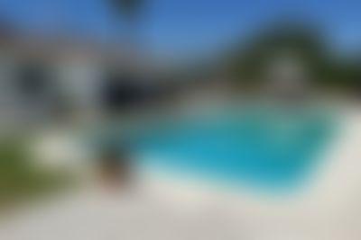 Coral Moderne en comfortabele villa in Denia, aan de Costa Blanca, Spanje  met privé zwembad voor 6 personen...