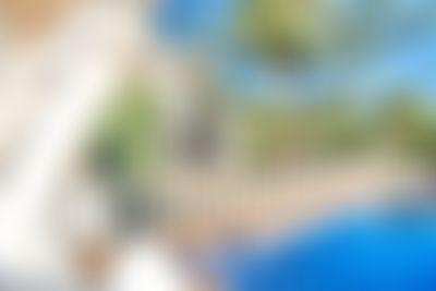 Alquileres Villamar  Leones 4p Villa classique et romantique à Benissa, sur la Costa Blanca, Espagne  avec piscine privée pour 4 personnes...