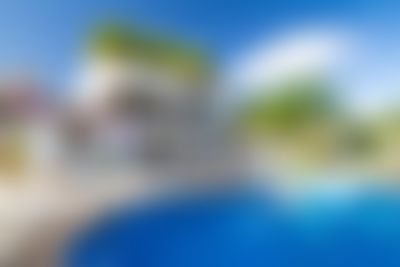 Villa Amoros 6 Mooie en romantische villa in Moraira, aan de Costa Blanca, Spanje  met privé zwembad voor 6 personen...