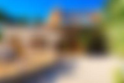 Curro 8 pax Bella villa grande a Javea, sulla Costa Blanca, in Spagna  con piscina privata per 8 persone...