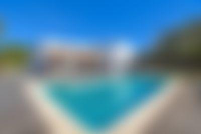Aguaverde Moderne en comfortabele villa in Javea, aan de Costa Blanca, Spanje  met privé zwembad voor 6 personen...