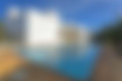 Casa Nana Villa  con piscina privata a San Antonio, Ibiza, in Spagna per 8 persone...