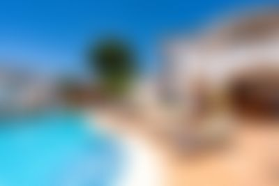 Entre Mar y Tierra 4 pax Large and nice villa  with heated pool in Javea, on the Costa Blanca, Spain for 4 persons...