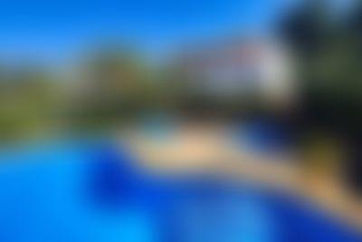 Villa Marta Denia Rustieke en klassieke villa in Denia, aan de Costa Blanca, Spanje  met privé zwembad voor 7 personen...