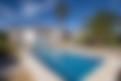 Robinho Villa maravillosa y confortable  con piscina privada en Javea, en la Costa Blanca, España para 6 personas...