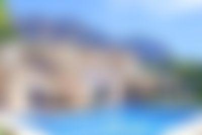San Andres Mooie en comfortabele villa in Javea, aan de Costa Blanca, Spanje  met verwarmd zwembad voor 8 personen...