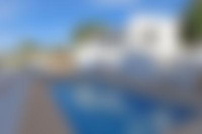Casa Andrea Mooie en comfortabele villa  met privé zwembad in Moraira, aan de Costa Blanca, Spanje voor 4 personen...