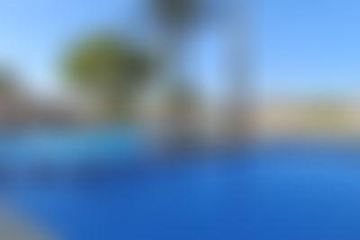 Bungalow Alcassar 4 pax Prachtig en comfortabel vakantiehuis  met gemeenschappelijk zwembad in Moraira, aan de Costa Blanca, Spanje voor 6 personen...