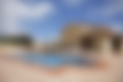 Palomira - Costa CarpeDiem Rustic and comfortable villa in Benissa, on the Costa Blanca, Spain  with private pool for 8 persons...