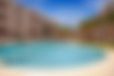 Golden Star Modern en comfortabel appartement  met gemeenschappelijk zwembad in Javea, aan de Costa Blanca, Spanje voor 4 personen...