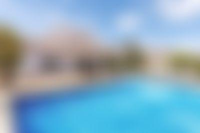 Puerta Fenicia Villa moderna y de lujo en Javea, en la Costa Blanca, España  con piscina privada para 10 personas...