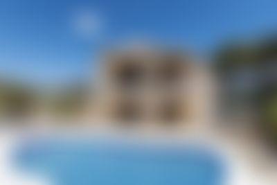 Casa Figura Klassiek en gezellig appartement in Javea, aan de Costa Blanca, Spanje  met privé zwembad voor 8 personen...