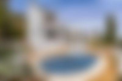 La Veleta Villa bonita y acogedora en Javea, en la Costa Blanca, España  con piscina privada para 6 personas...