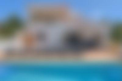 Casa de Missy Villa merveilleuse et intime  avec piscine chauffée à Javea, sur la Costa Blanca, Espagne pour 8 personnes...